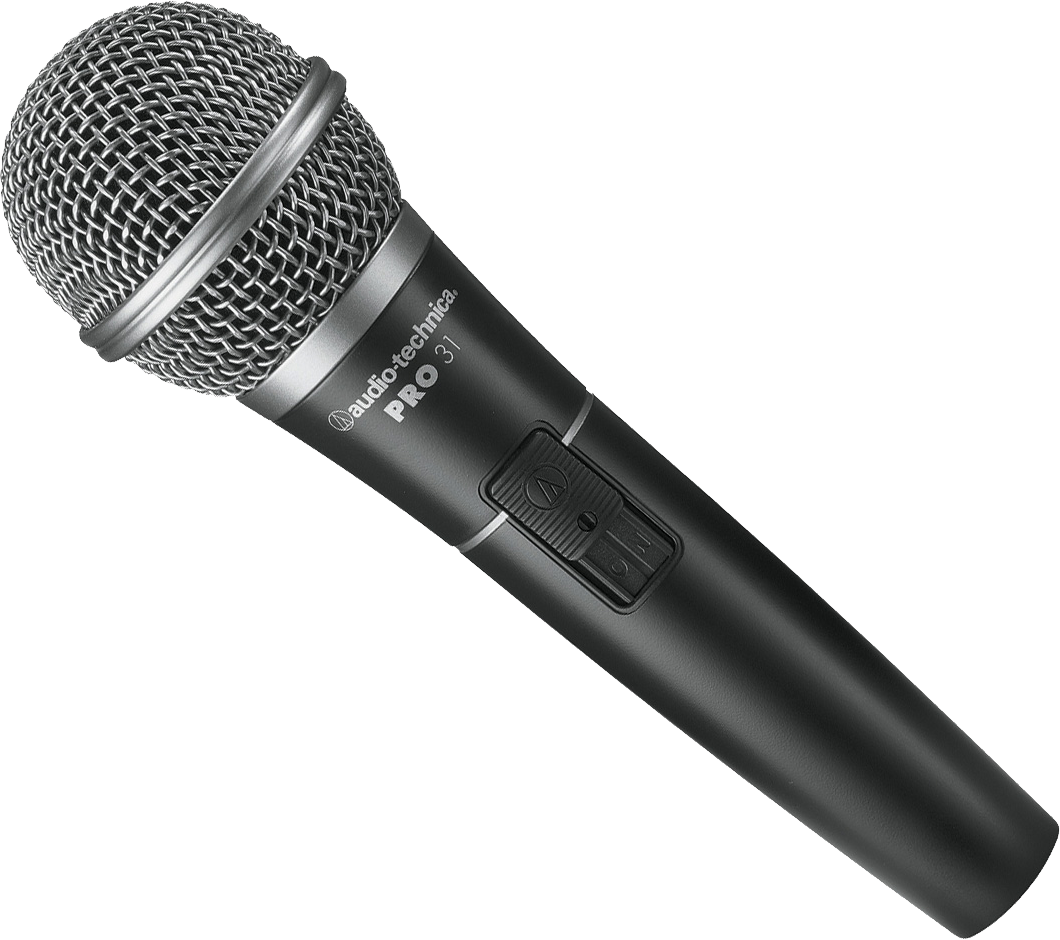 HD Microphone PNG image #19978