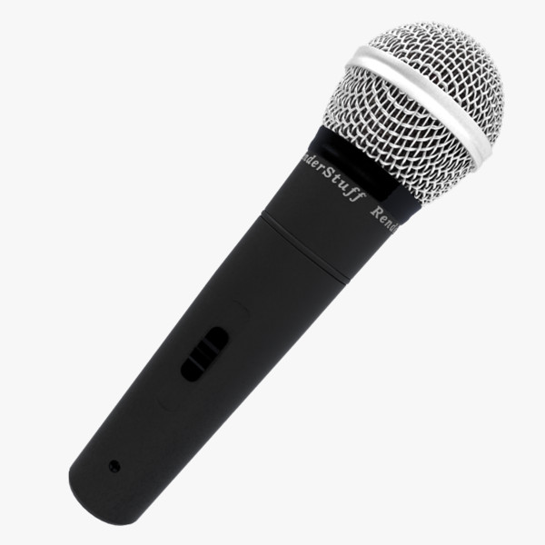 Picture Microphone PNG image #19983