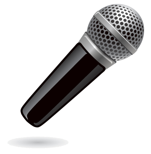 Download Vector Png Free Microphone image #19986