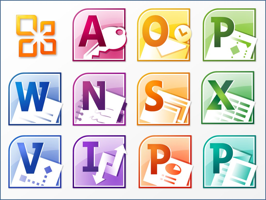 Microsoft Office 2010 Icons By Carlosjj On DeviantArt image #1783