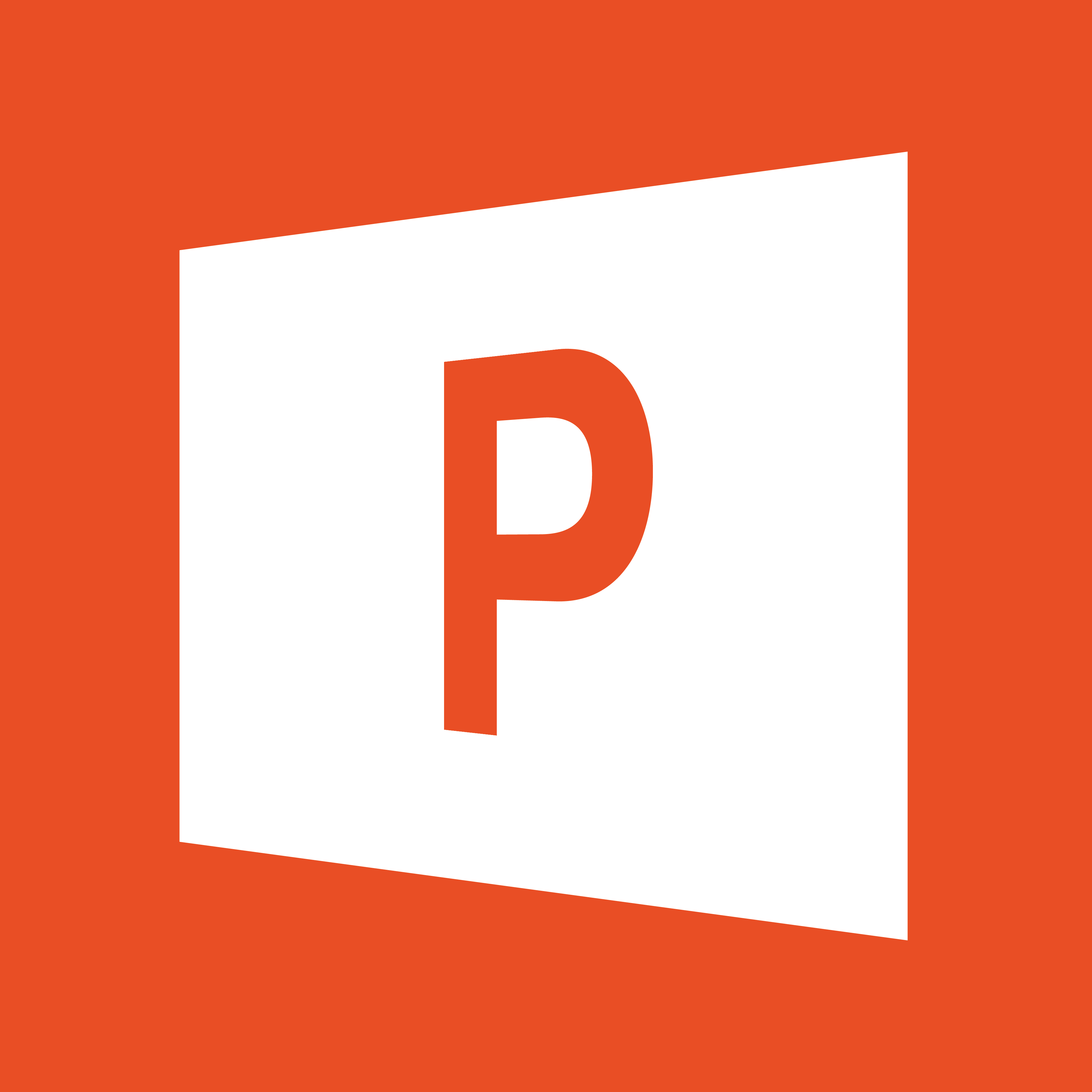 Microsoft Office PowerPoint Icon image #43946