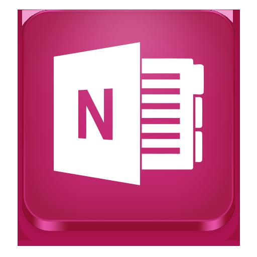 Microsoft Onenote Icon image #37647