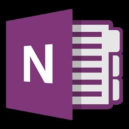 Microsoft Onenote Icon image #37658