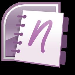 Microsoft Onenote Icon image #37659