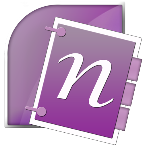 Microsoft Onenote Icon image #37660
