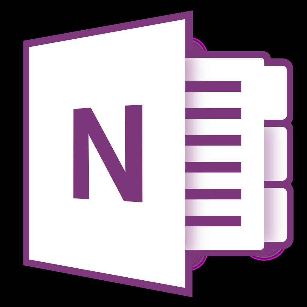 Microsoft Onenote Icon image #37661
