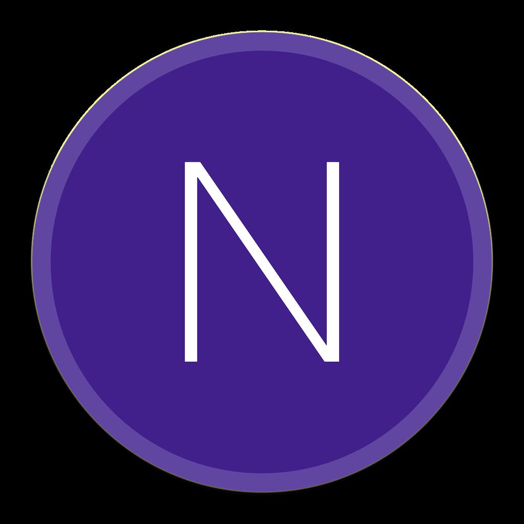 Microsoft Onenote Icon image #37662