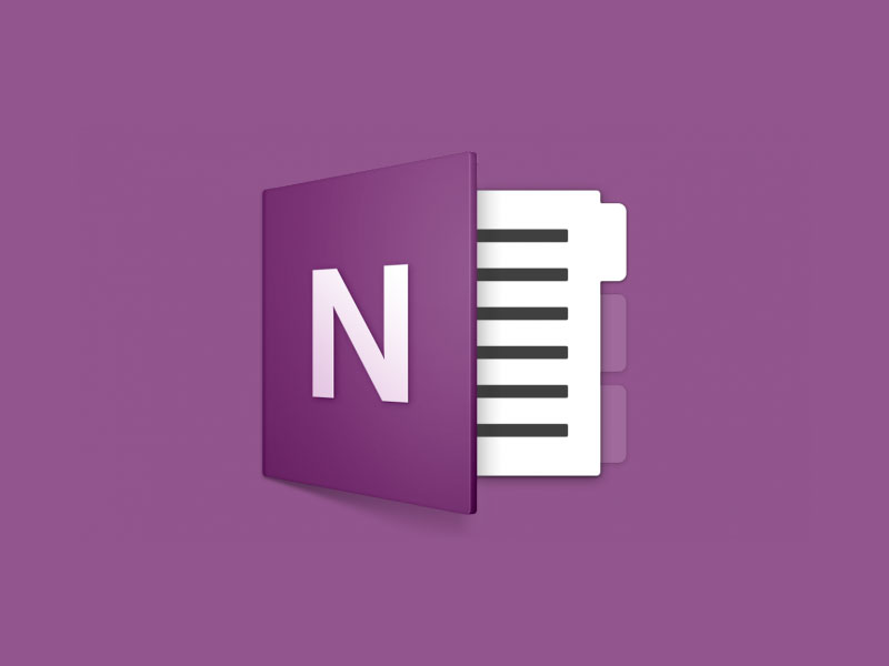 Microsoft Onenote Icon image #37663
