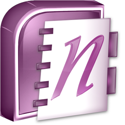 Microsoft Onenote Icons No Attribution image #37665