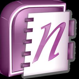 Microsoft Onenote Icon image #37665