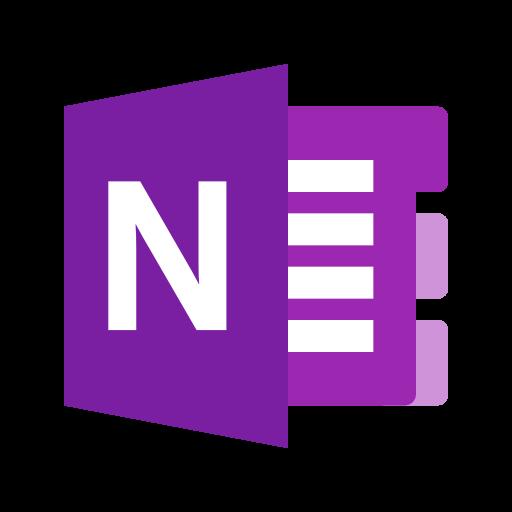 Microsoft Onenote Icon image #37650