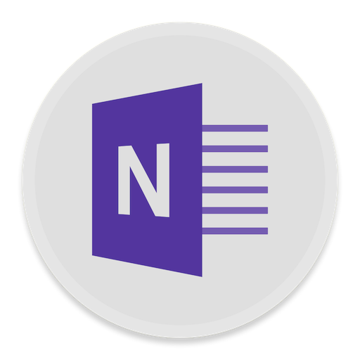Png Vector Microsoft Onenote