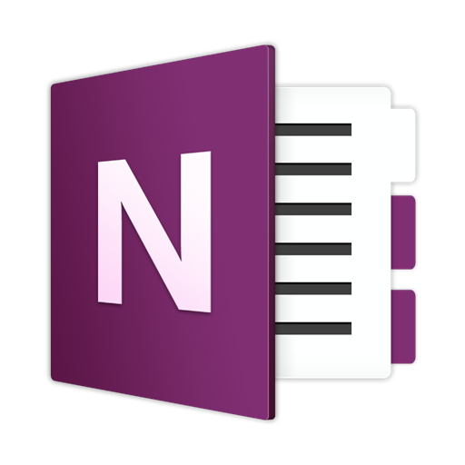 Microsoft Onenote Png Icon Download