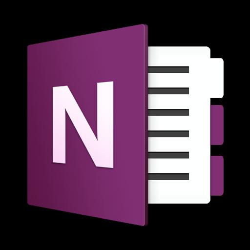 Microsoft Onenote Icon image #37652