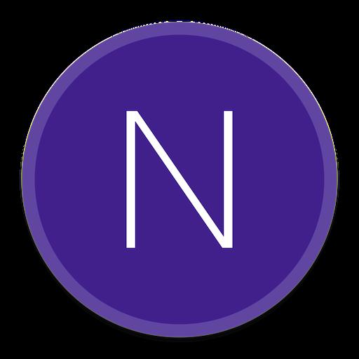 Microsoft Onenote Icon image #37653