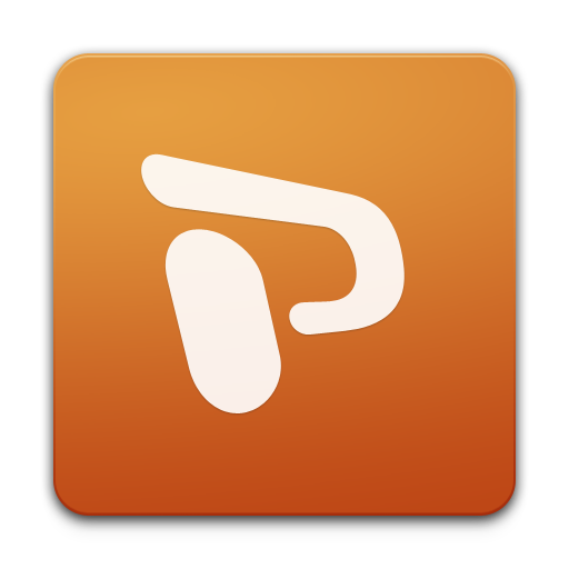 Microsoft PowerPoint 2 Icon  Isabi3 Icons  SoftIconsm