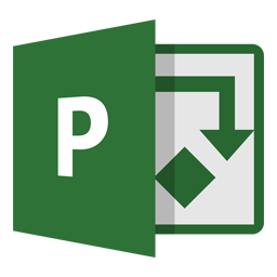 Microsoft Project 2013 Icon