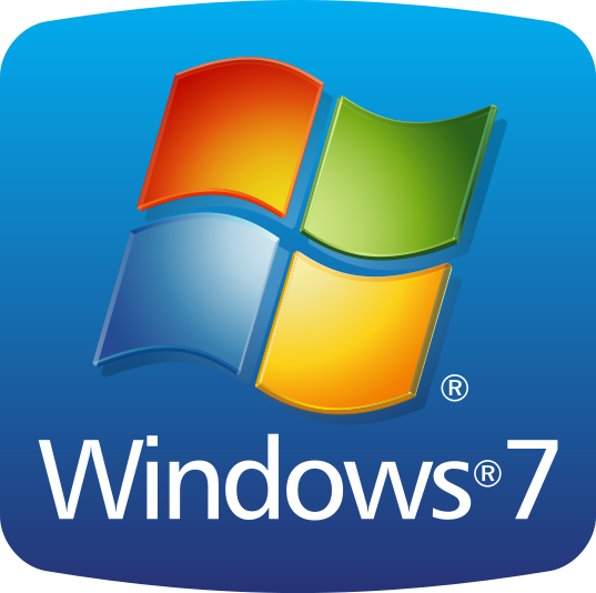 microsoft windows 7 icon png