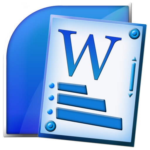 microsoft word icon png