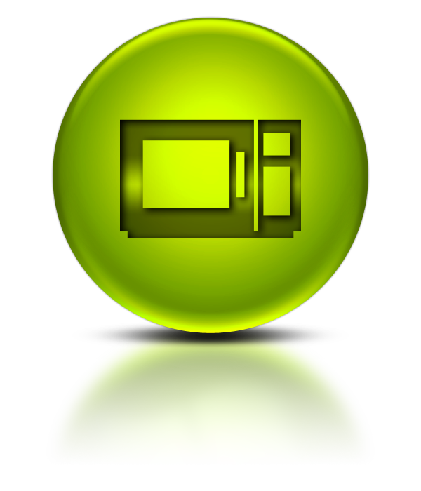 Microwave Download Icon