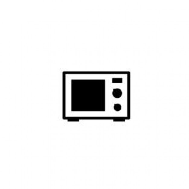 Png Microwave Icon image #9526