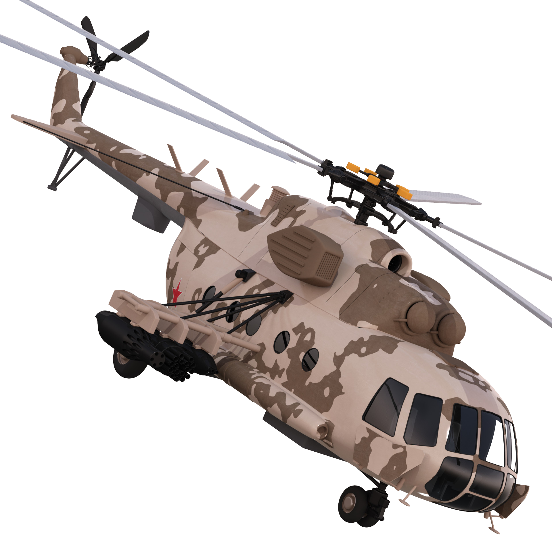 Military Helicopter Png image #40850