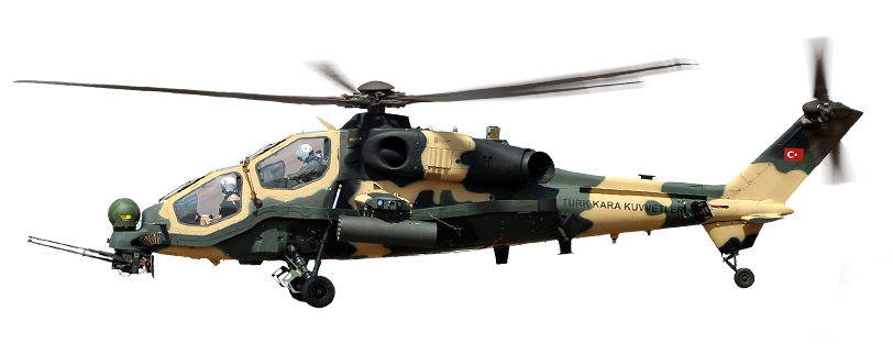 Military Helicopter Png image #40864