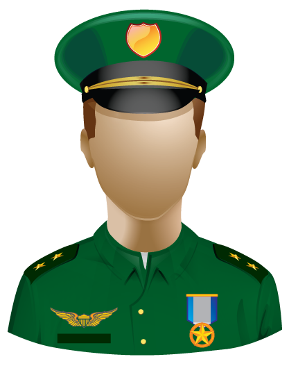Military Icon Vector image #19283