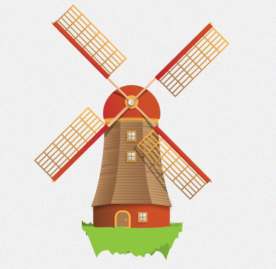 Mill Icon Free image #15708