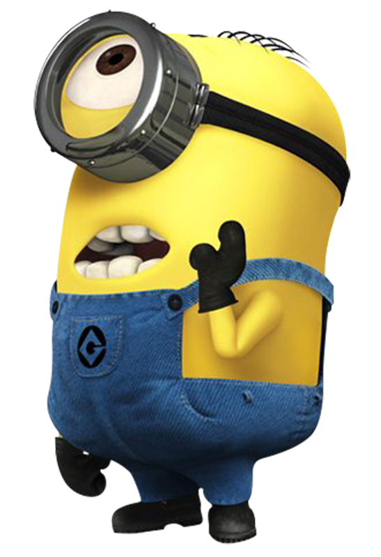 Minion Kevin PNG Transparent Picture image #42187
