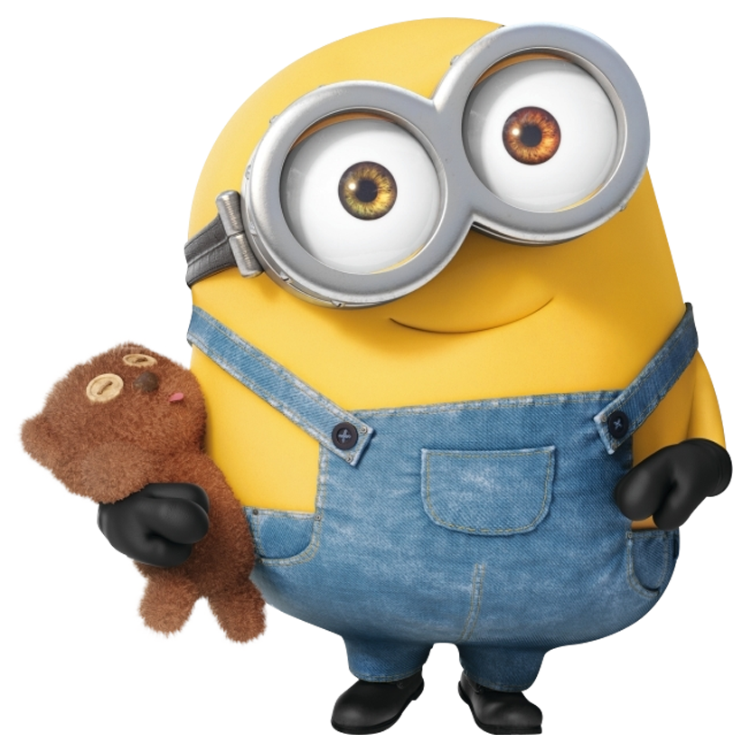 minions bob transparent background image