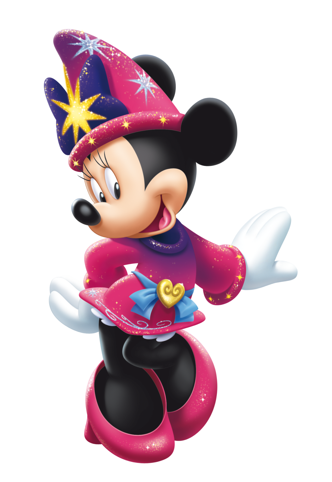 Png Collection Minnie Mouse Clipart image #34174