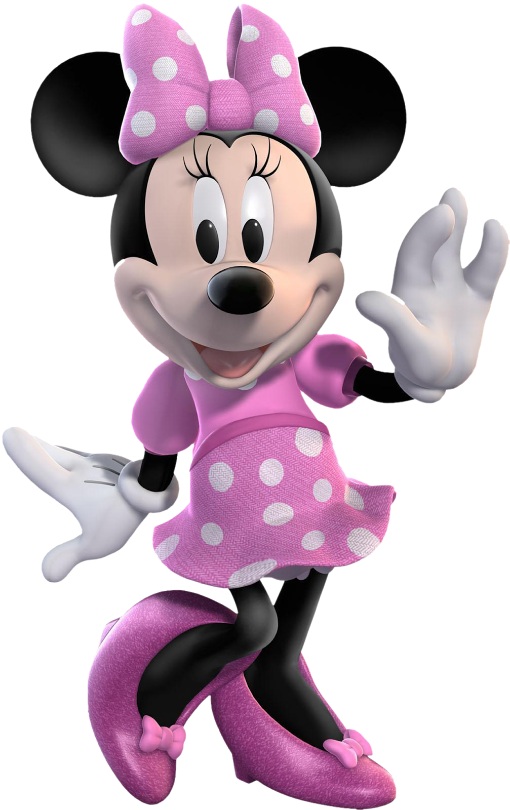 Download For Free Minnie Mouse Png In High Resolution image #34150