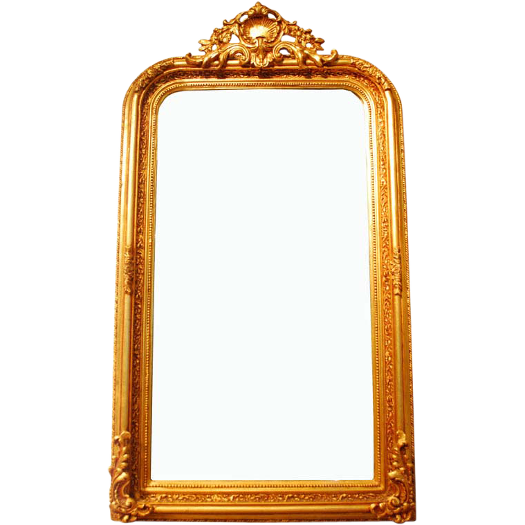High Resolution Mirror Png Icon image #30557