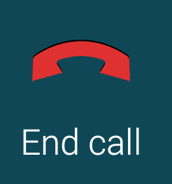 Hd Icon Call End image #12800