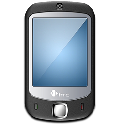 Mobile phones, mp3, png icon display Icon