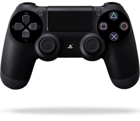 Modded ps4 controllers png
