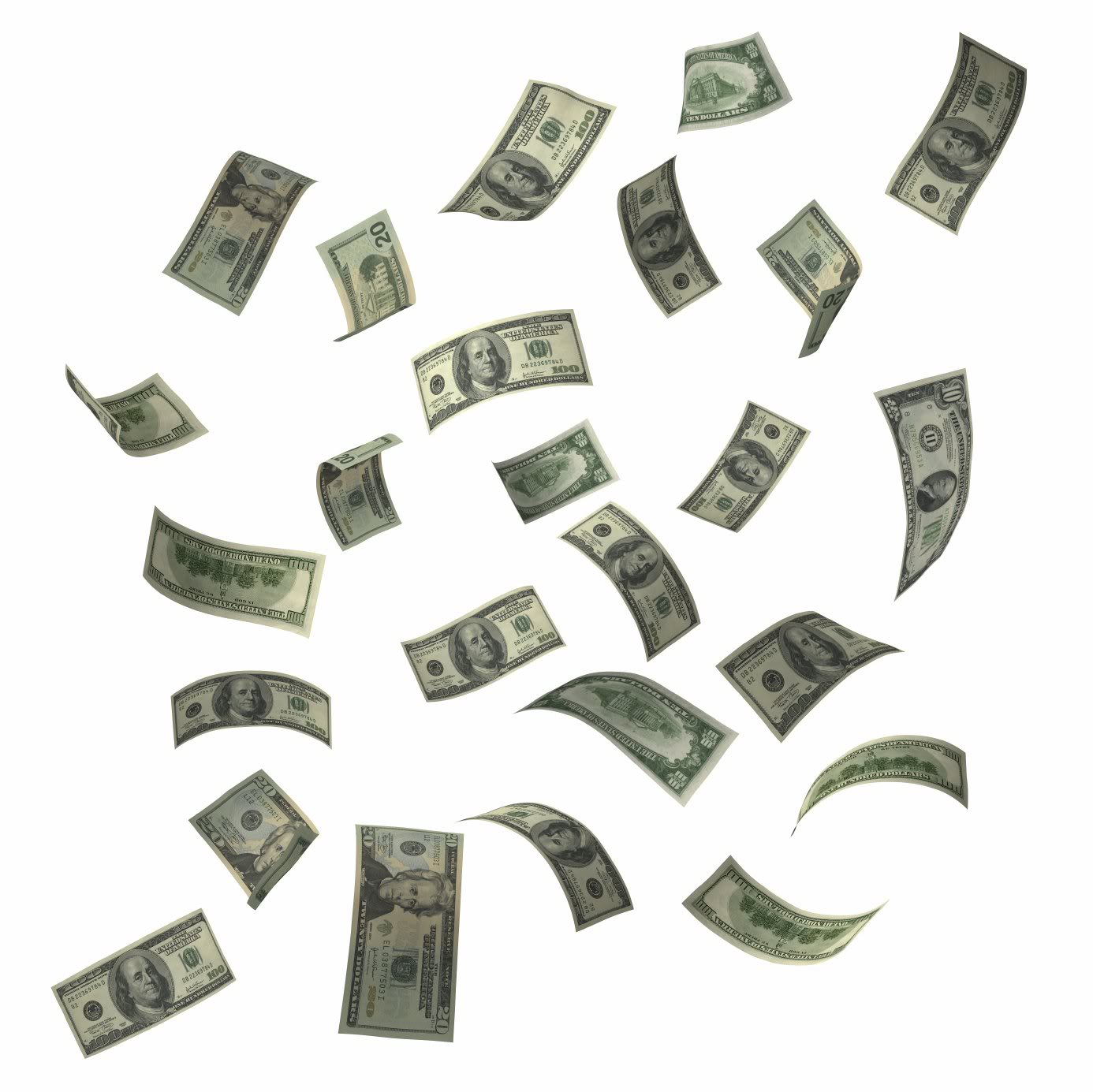 Best Free Money Png Image image #22624