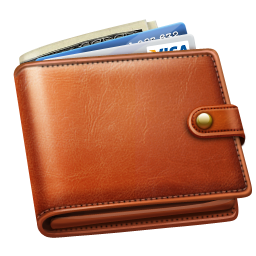 Money Wallet Icon image #42759