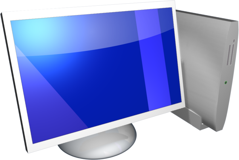 Monitor, Computer icon png
