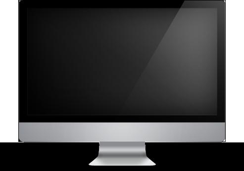 Monitor Screens Png image #39897