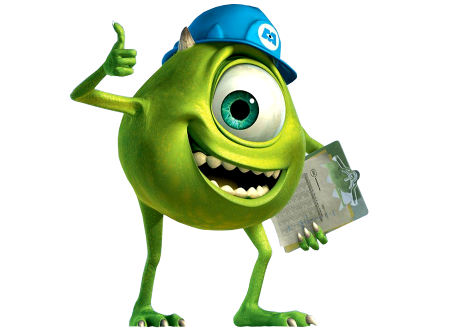 Monster Inc Icon image #2738