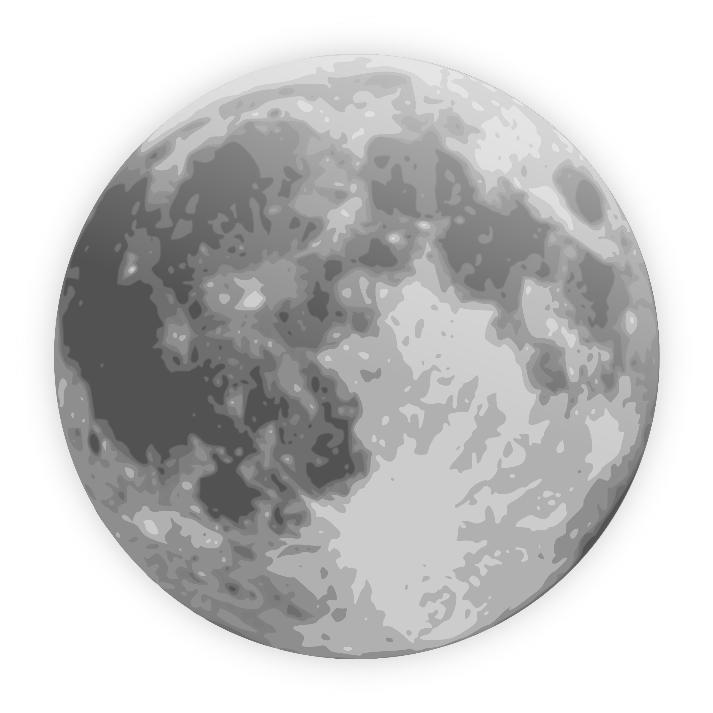 Moon Simple Png image #23653