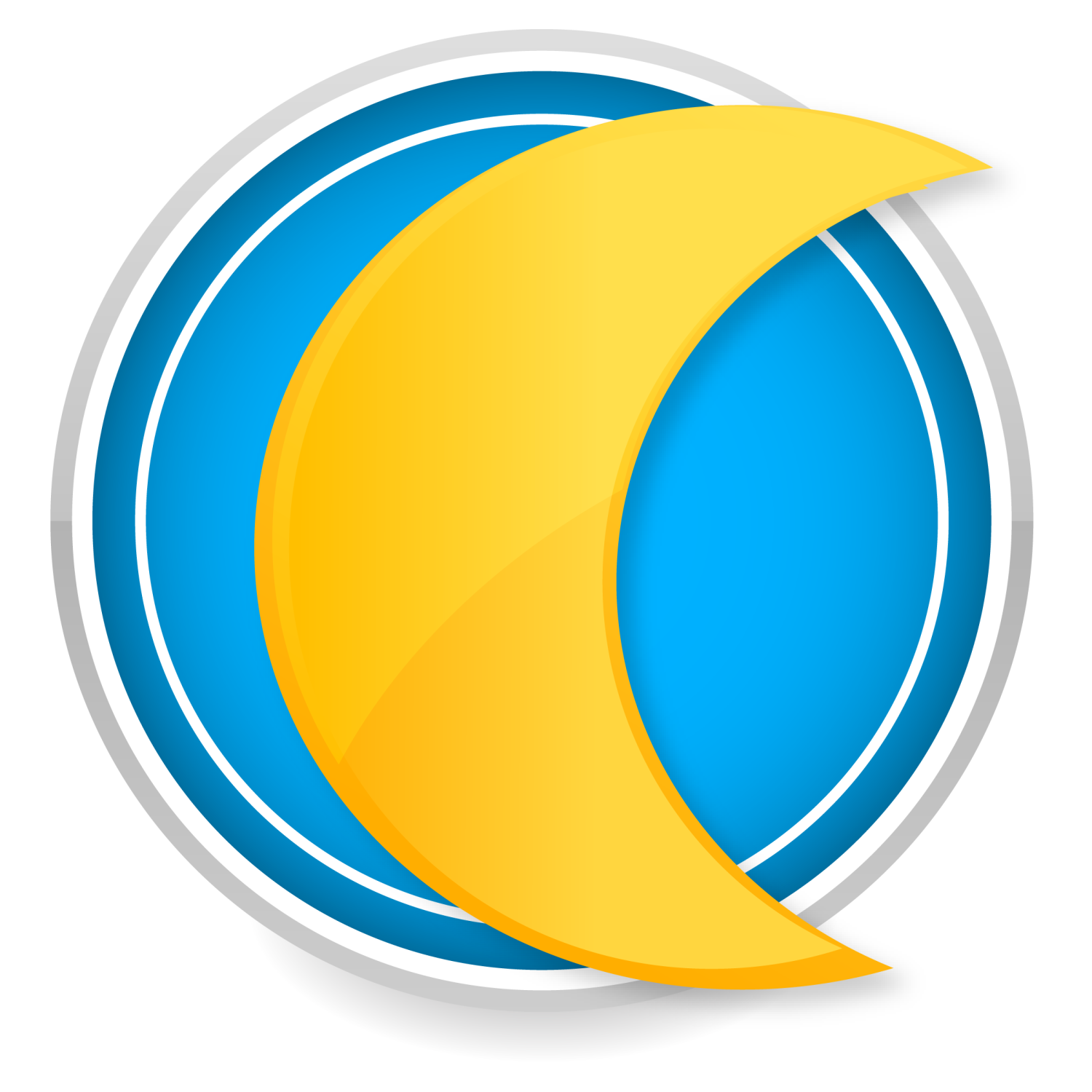 Moon  Library Icon image #23629