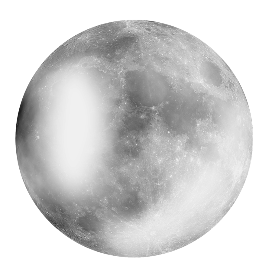 Moon No Background image #44663