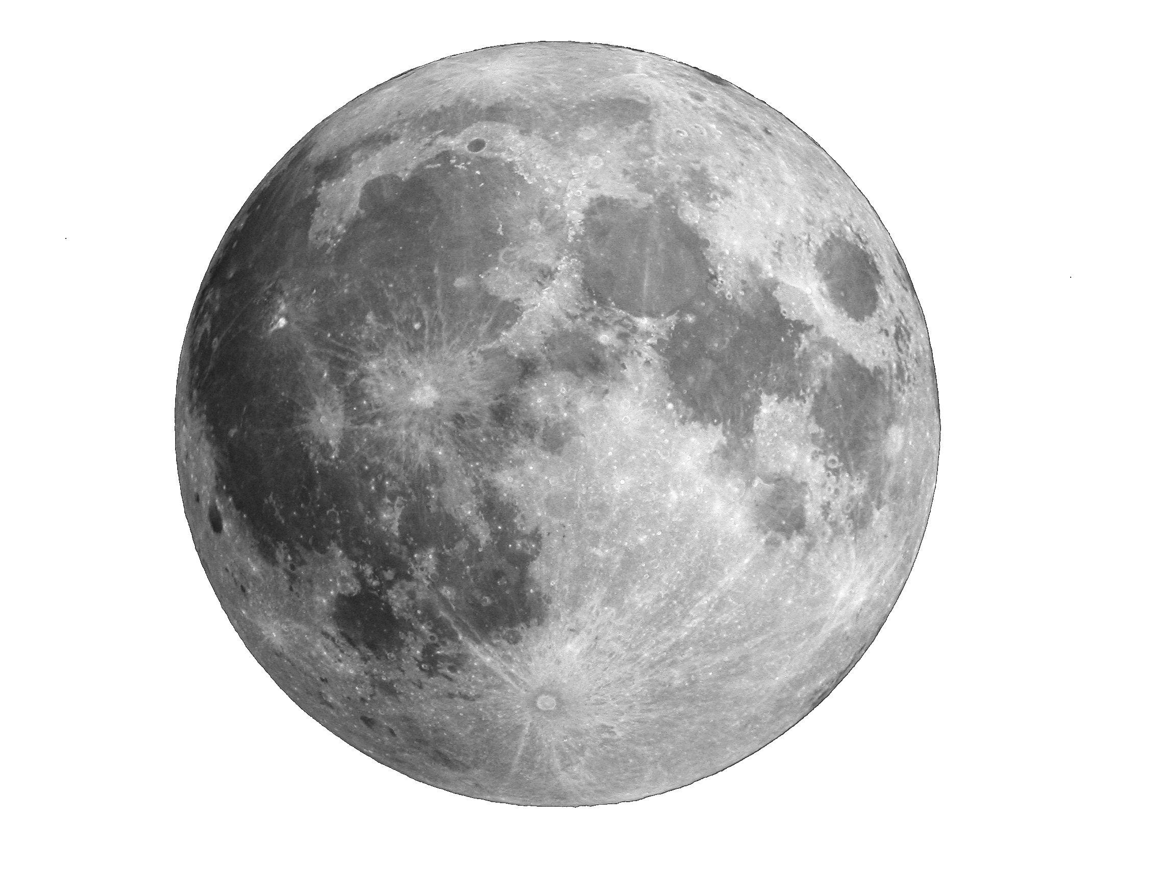 It is a picture of Punchy Photoshop Moon Drawing