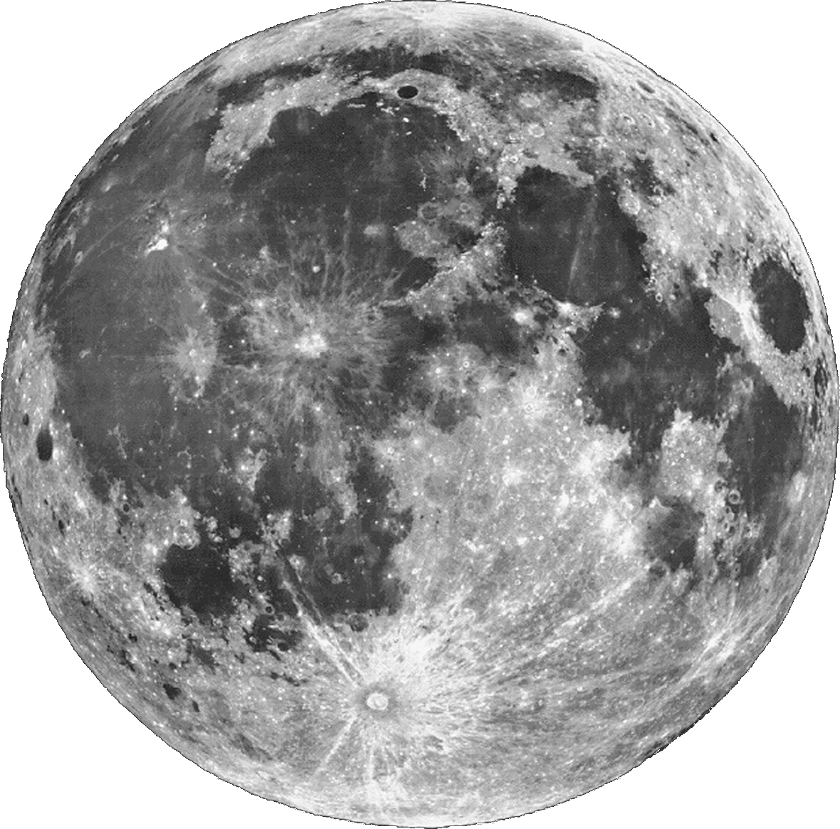 moon transparent