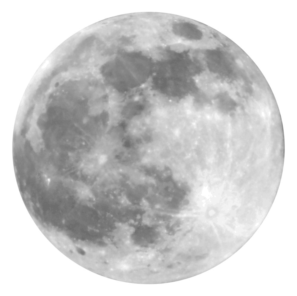 Moon Transparent Png image #44666