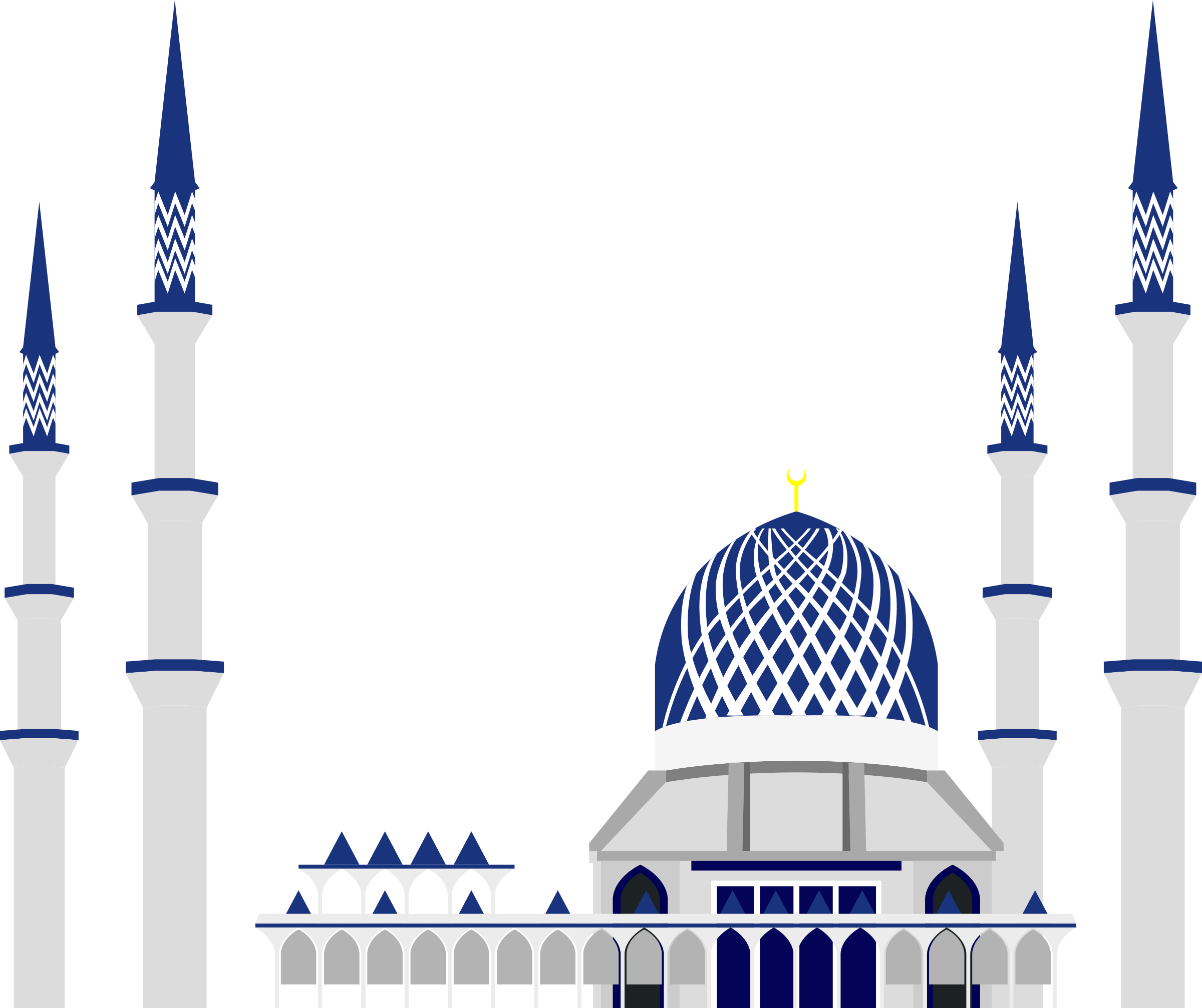 Mosque Png Available In Different Size image #45524