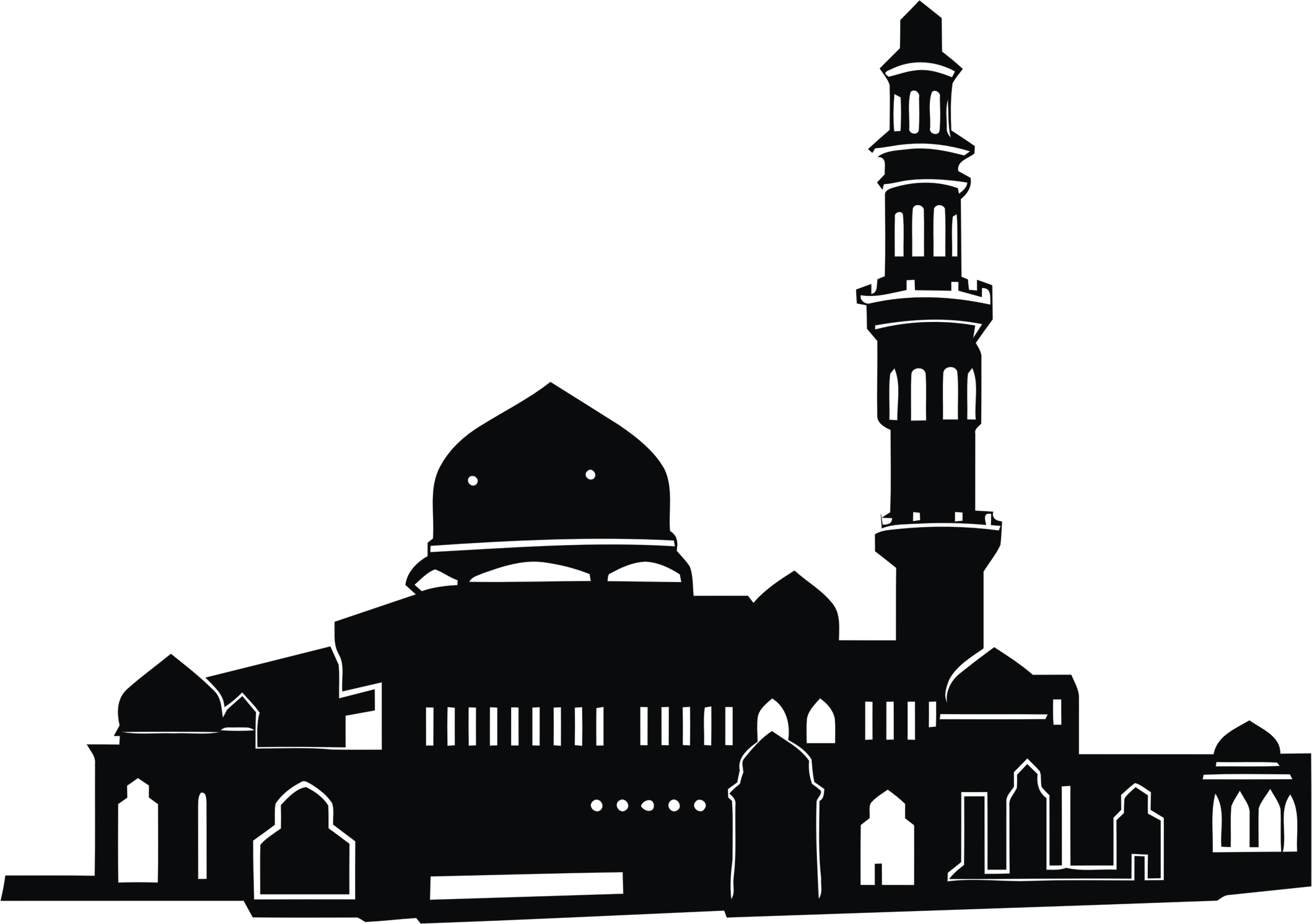 Mosque png icon #2941 - Free Icons and PNG Backgrounds